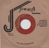 Chuck Turner - We Rule The Dancehall / version (Jammys / Dub Store) JPN 7""